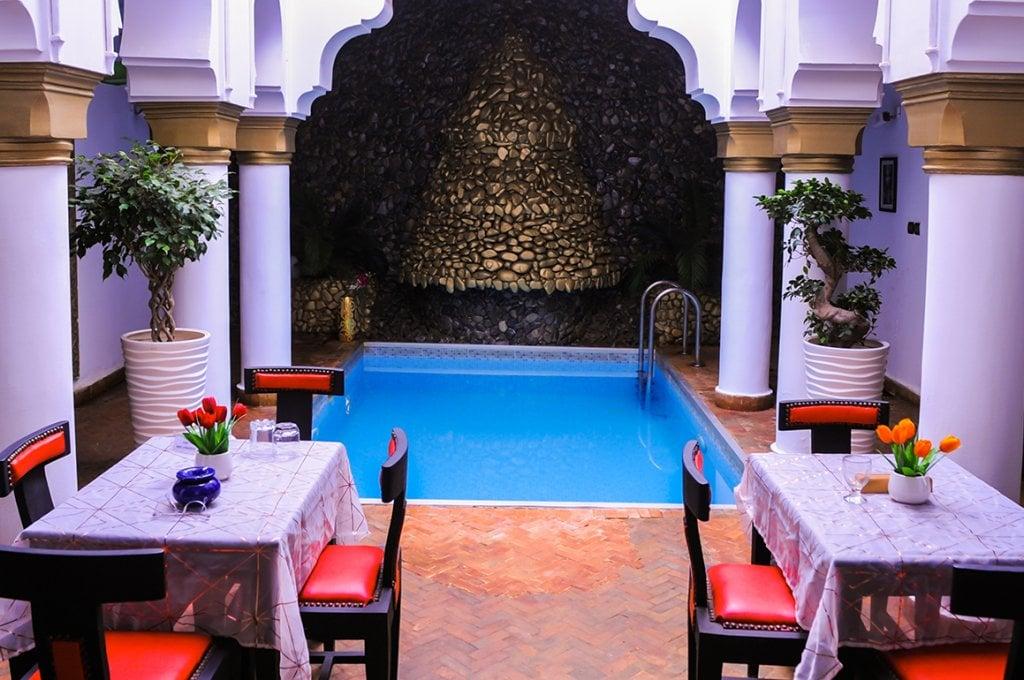 Appartement Marrakech 3